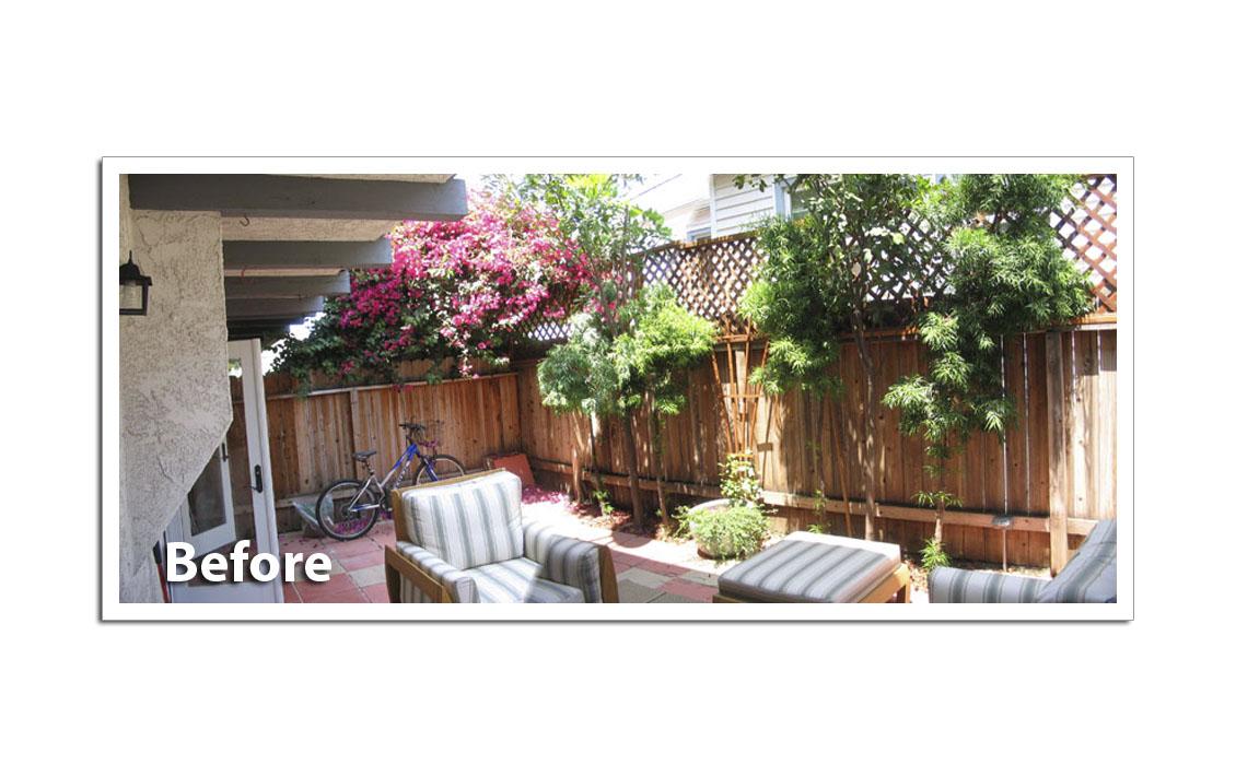 24th Street House-Santa Monica CA Before