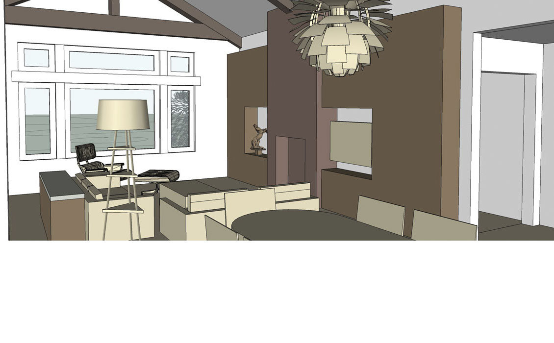 Lawrence Ranch House Concept-Danville CA 4
